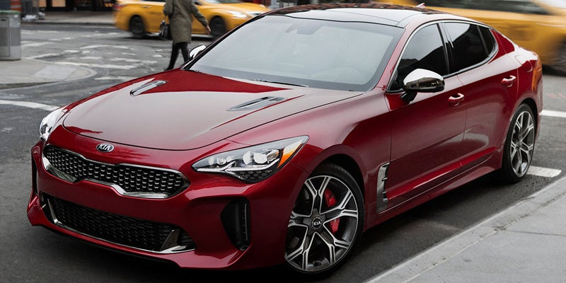 2019 Kia Stinger For Sale In Wichita 2019 Kia Stinger New Kia Near Me Midwest Kia