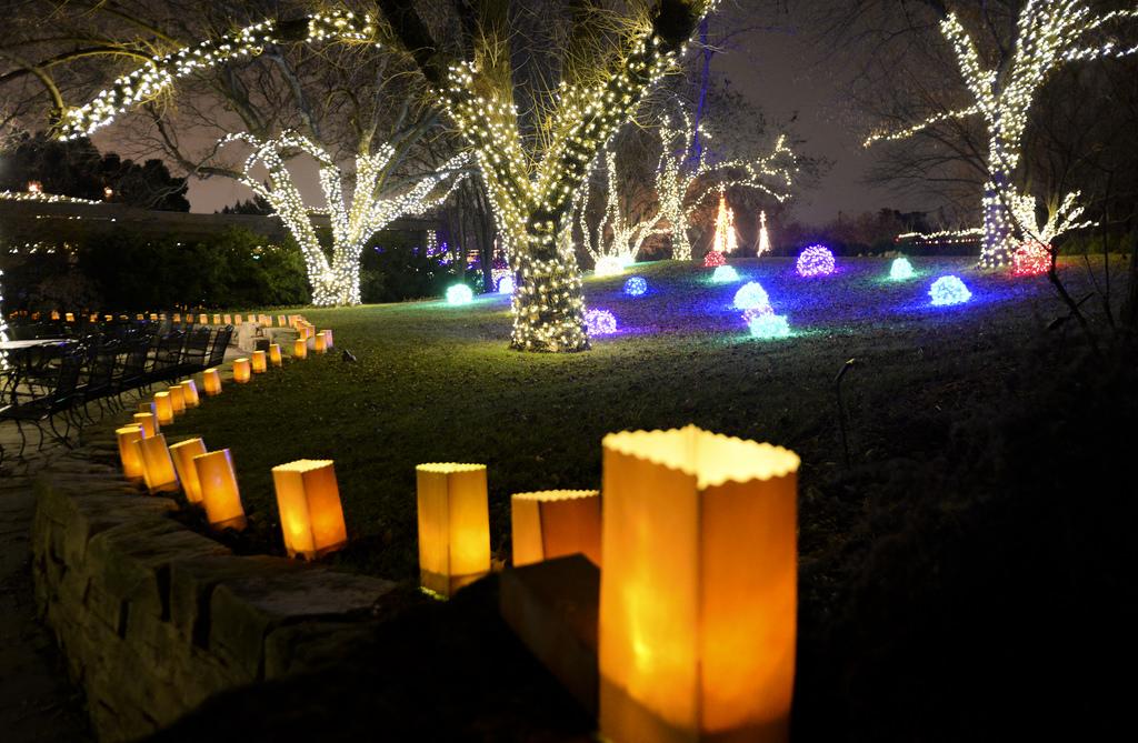 Christmas Light Displays Wichita Ks